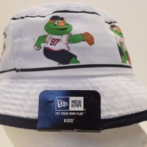 New Era Accessories - Kids MLB Boston Red Sox Bucket Hat Wally New Era 754d8343e250